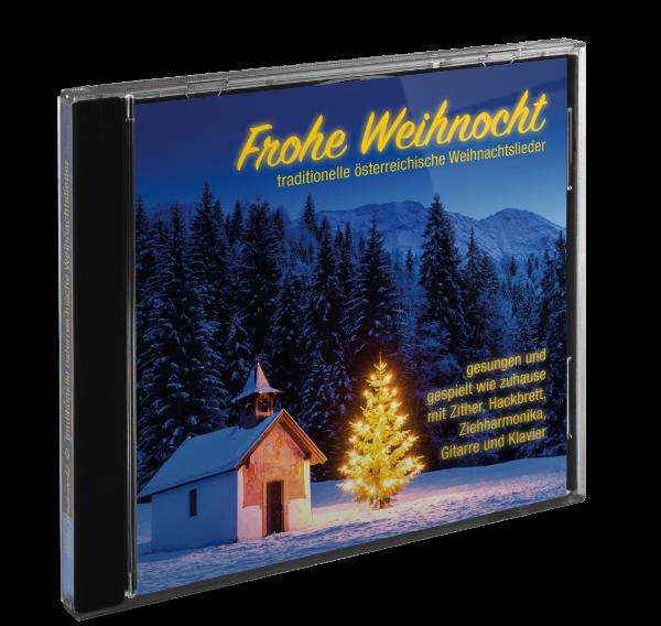 Frohe Weihnocht - traditionelle österreichische Weihnachtslieder